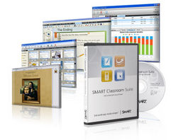 Licencia Software SMART ClassRoom Suite. Hasta 40 ordenadores.