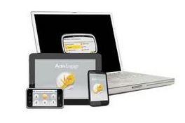 ActiveEngage Mobile, software para instalar en dispositivos móviles y netbooks. Licencia 2-15 usuarios
