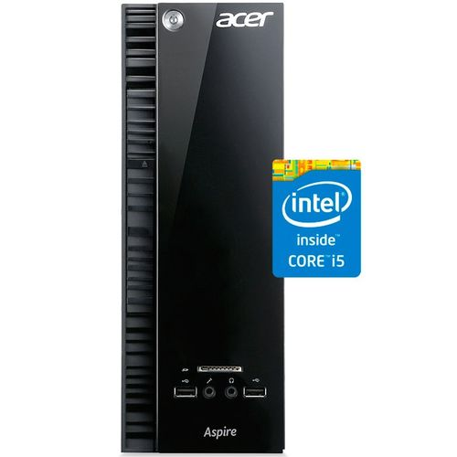 Aspire XC-705 Intel Core i5 4460 - 4GB - 1TB - Nvidia GT720 2GB - DVD Supermulti - Teclado y Ratón USB - Windows 10 Ref. DT.SXLEB.093