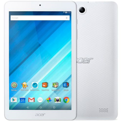 "TABLET ACER Iconia One 8 (B1-850/16GB) 8"" HD IPS (1280 x 800), MT8163 OctaC, 16 GB , 1 GB DDR3, Webcam Frontal 0,3MP, Webcam Trasera 5MP, Andorid 5.0 Lollipop - Blanco REF. NT.LC3EE.001"