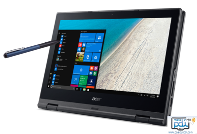 "Ordenador Portátil Acer TravelMate B118RN Intel Celeron QuadCore 11,6"" IPS HD/FHD + Bluelight Shield 4Gb Ram 64Gb SSD HD webcam 720p HD Wireless-AC MIMO W10PROEDU Std. Warranty P/N NX.VG0EB.003 Campaña 2017-W"