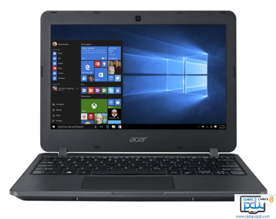 "Ordenador Portátil Acer TravelMate B117 Intel Celeron QuadCore 11,6"" HD antireflejos + Bluelight Shield 4Gb Ram 64Gb SSD HD webcam 720p HD Wireless-AC MIMO W10PROEDU Std. Warranty P/N NX.VCHEB.010 Campaña 2017-W"