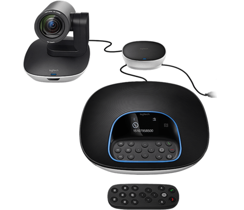 Sistema de Video Conferencia Logitech Group