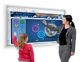 SMART Board 4065. Interactive Flat Panel. Resolución Full HD (SPNL 4065).