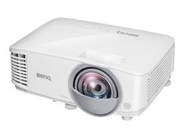 Video Proyector de tiro corto Benq MX808ST Resolucion XGA 3000L DLP