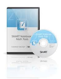 Licencia individual Software SMART Notebook Math tools