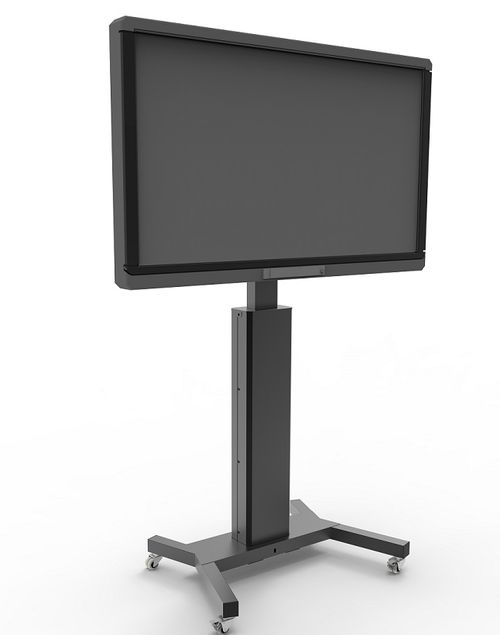 Soporte móvil motorizado MIF MOT MINI BASIC,  para Panel y/o Display interactivo
