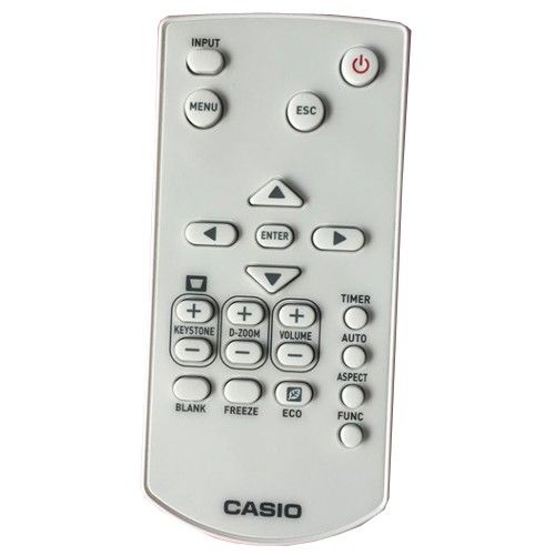 Mando a distancia para Vídeo Proyector Casio Serie ultracorto XJ-UT311WN