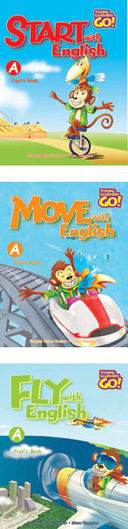 Fly With English A Pupil's Book